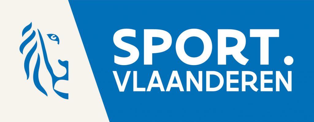 logo sport vlaanderen